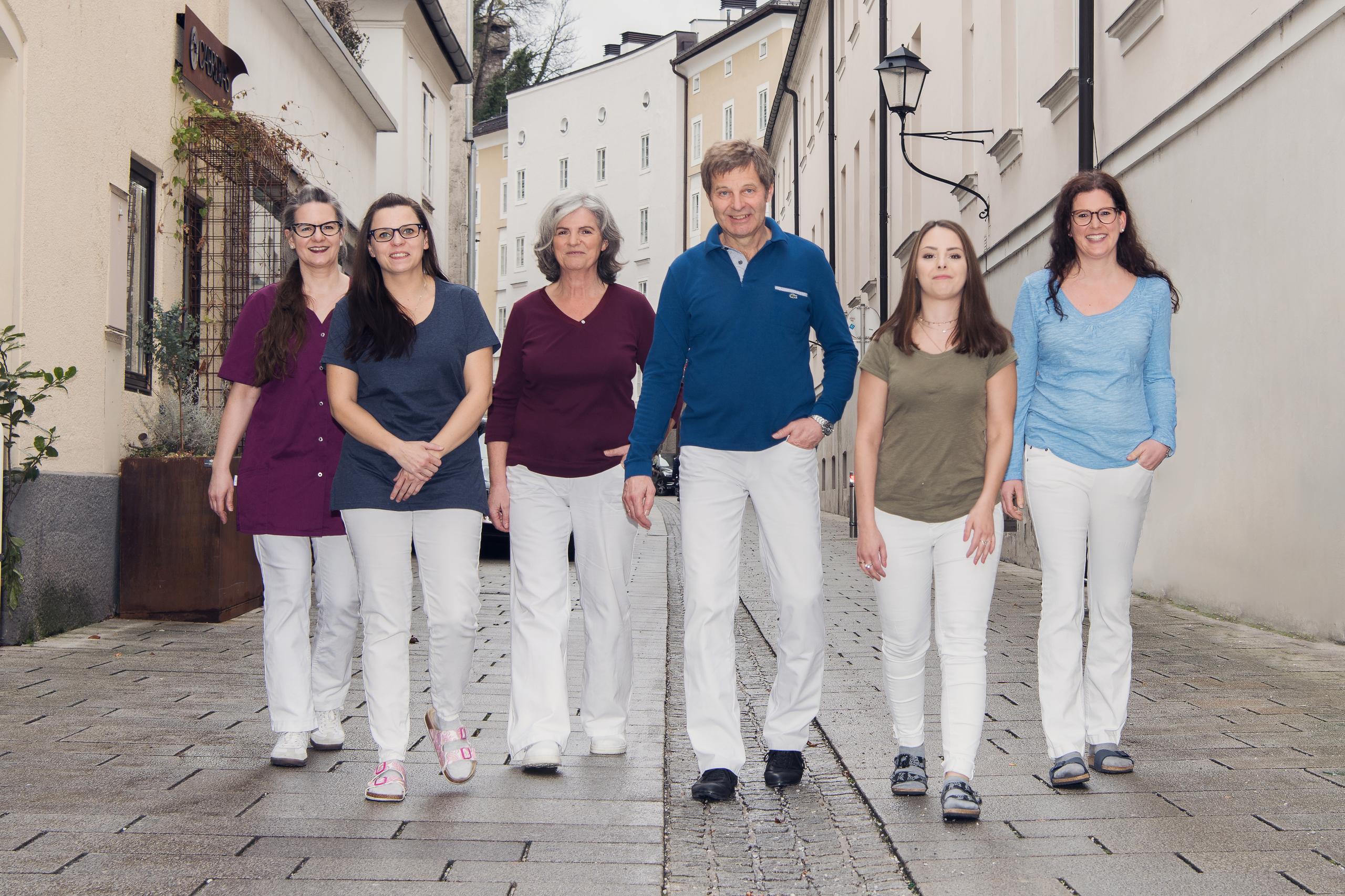 TM-BRANDING-Zahnarztpraxis_Dr. Vogl_Salzburg-Team