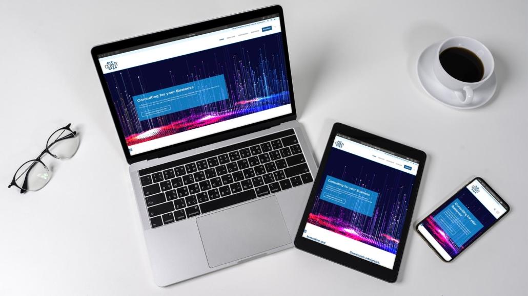 CFB-IT Webdesign by TM BRANDING in Wien