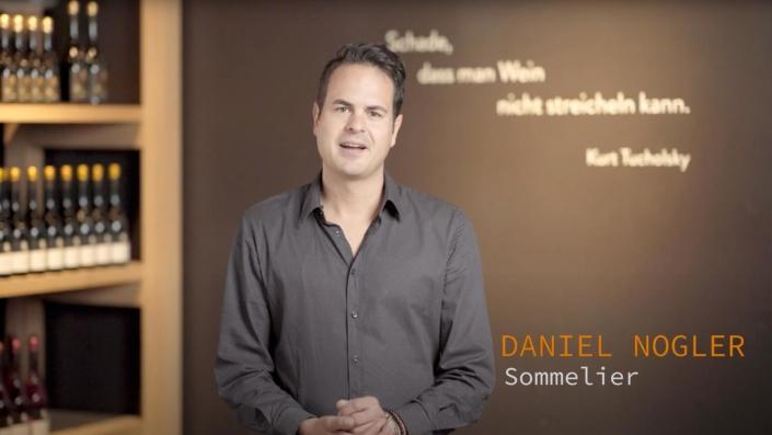Imagefilm für Sommelier