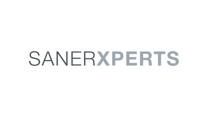 SANERXPERTS Logo Design
