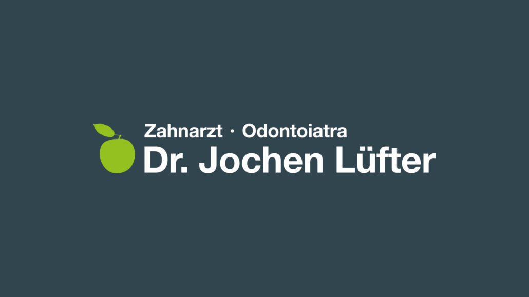 Dr Jochen Lüfter Logo Design
