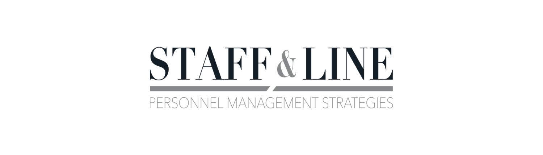 Staff & Line Südtirol Logo Design